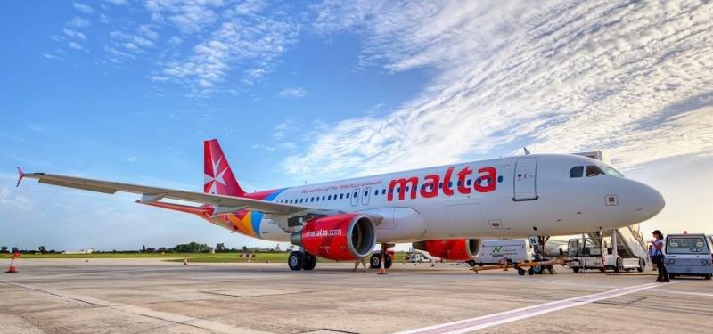 Air Malta inaugura su nueva ruta con Málaga