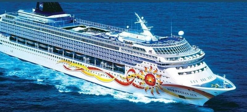 Norwegian Sun se unirá a la flota de la compañía en Cuba el próximo otoño.