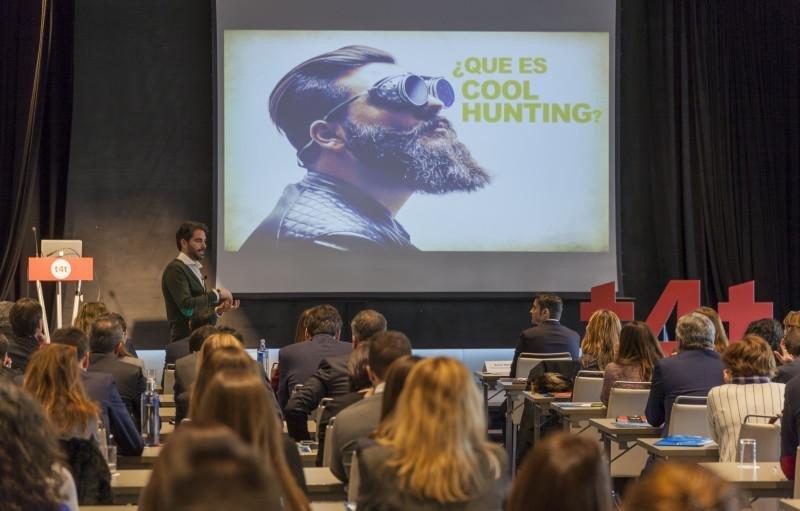 Una imagen de las conferencias del año pasado.