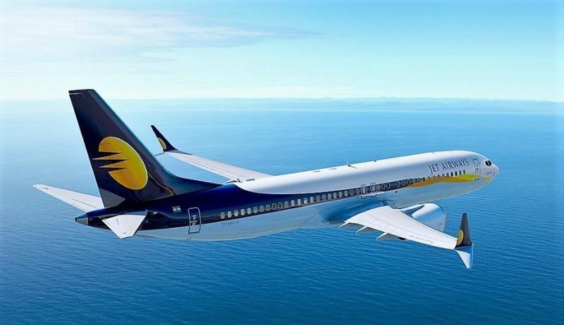 Jet Airways amplía su pedido a Boeing hasta los 150 737 MAX