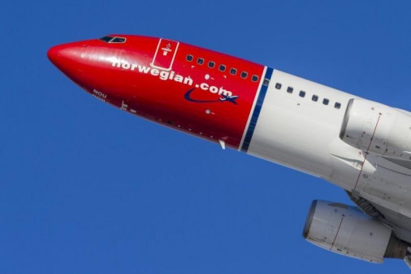 Norwegian se dispara en Bolsa un 47,36% tras la inversión de IAG