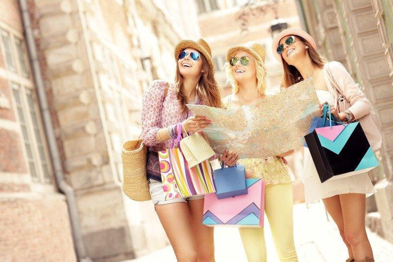 El turismo es un sector fundamental para las compras de lujo.