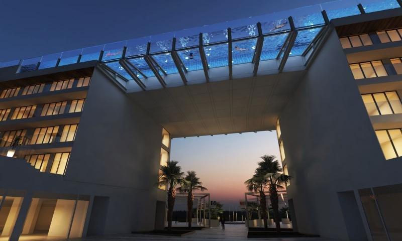 Meliá abrirá un nuevo hotel en Magaluf y un centro comercial de 5.000 m2