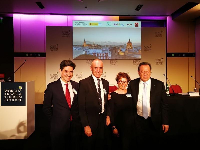 Sevilla acogerá la próxima cumbre del WTTC en 2019
