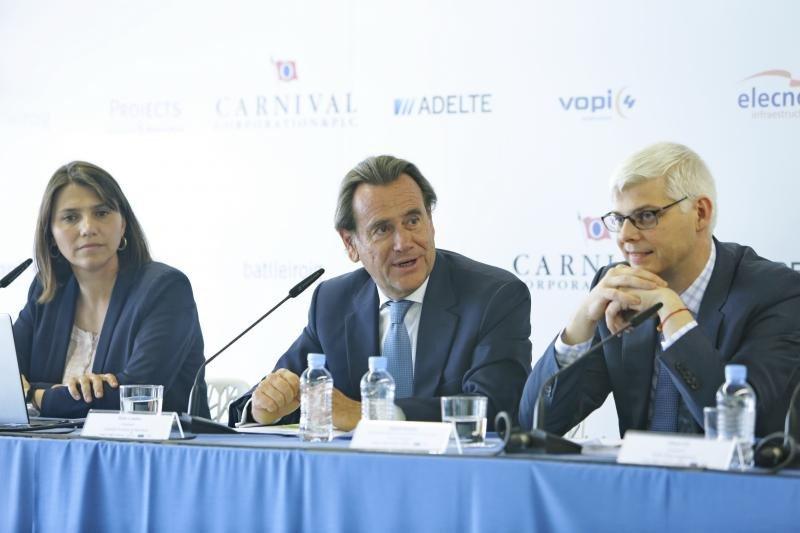 Carnival culmina su nueva terminal de cruceros en Barcelona con 30 M €