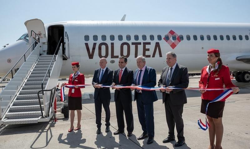 Volotea abre una base en Marsella con nueve rutas nuevas, dos con España