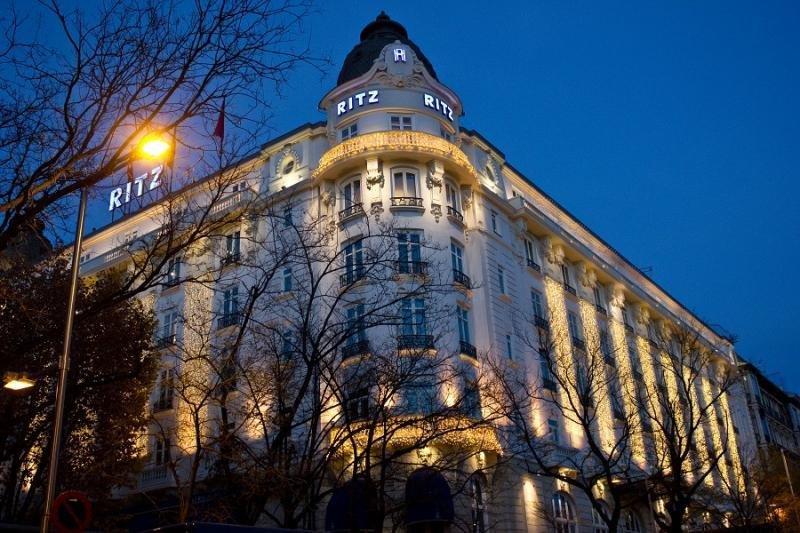 El Ritz de Madrid subasta sus tesoros