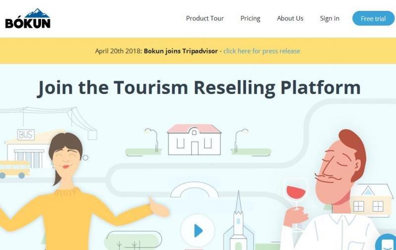 TripAdvisor le brinda a Bokun la oportunidad de atender a clientes en todos los rincones del mundo.
