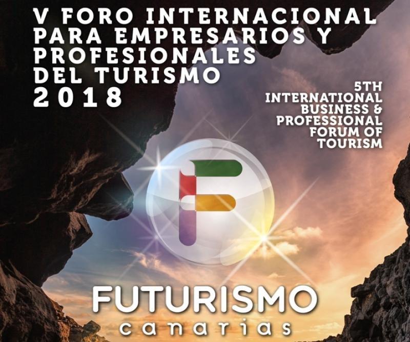 El foro empresarial Futurismo Canarias arrancará el 23 de mayo en Arona