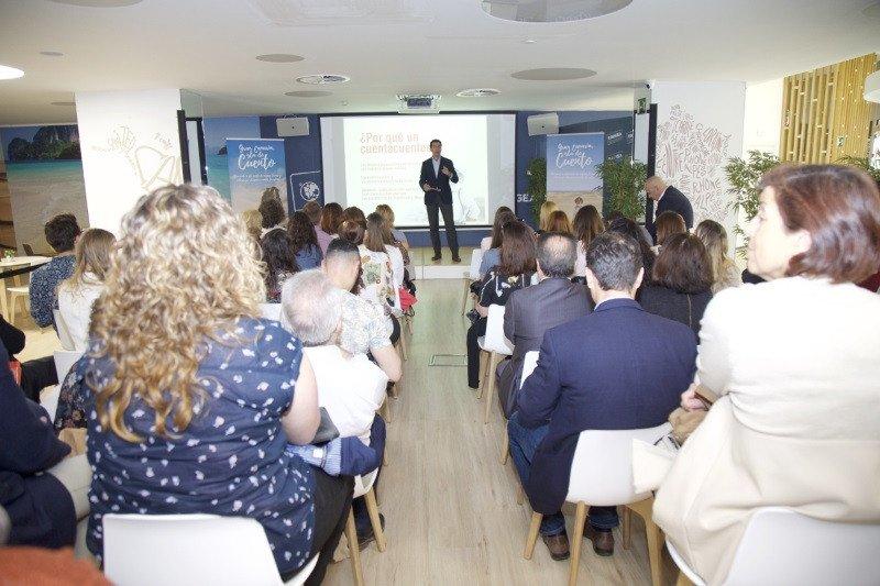 La presentación reunió a turoperadores, agentes de viaje, compañías aéreas, medios de comunicación y blogueros.