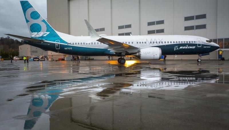 Ryanair compra a Boeing 25 aviones 737 MAX 8