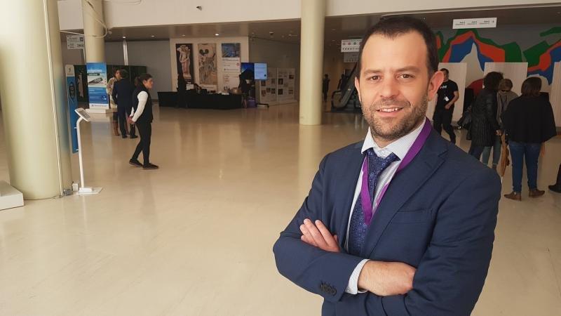 Marc Capellades, director de formación de Eurecat, Centro Tecnológico de Cataluña.