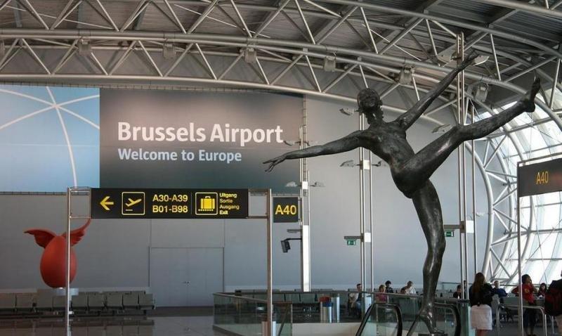 El Aeropuerto de Bruselas Zaventem ha sido el ganador general del evento y en la categoría de infraestructuras con un tráfico superior a 20 M de pasajeros (Foto: Internet/END).