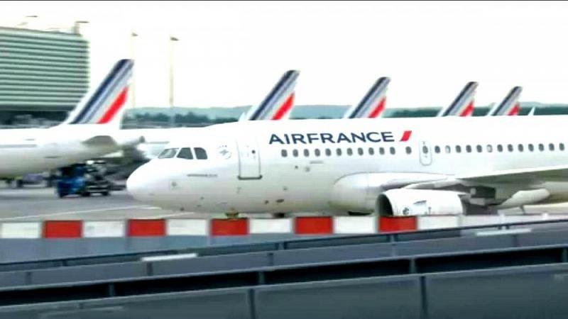 Los pilotos de Air France convocan cuatro días de huelga en mayo