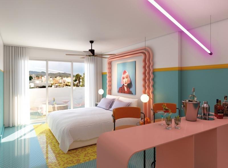 Paradiso Ibiza Art Hotel abrirá sus puertas el 7 de junio