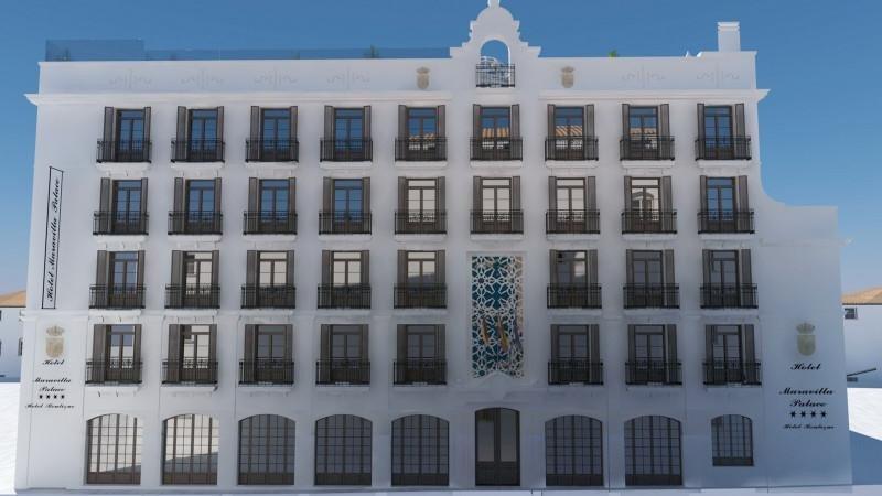 Ocho hoteles de Estepona sumarán 40 M € de inversión