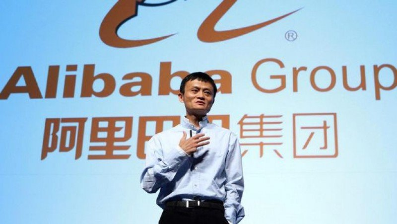 Jack Ma, titular de Alibaba.