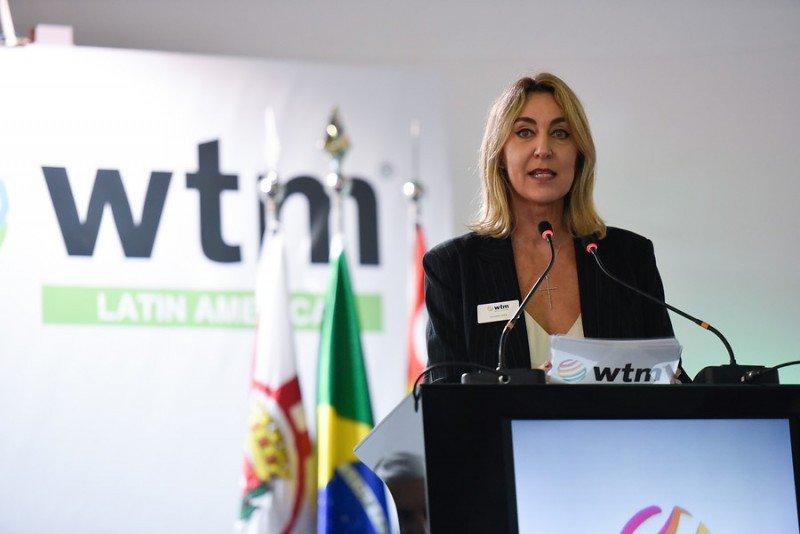 Luciane Leite, directora de WTM Latin America.