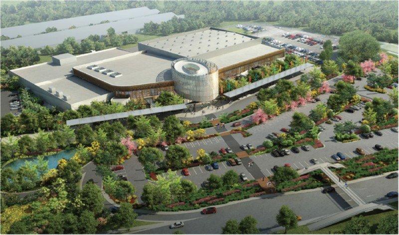 Costa Rica inauguró su moderno Centro Nacional de Convenciones