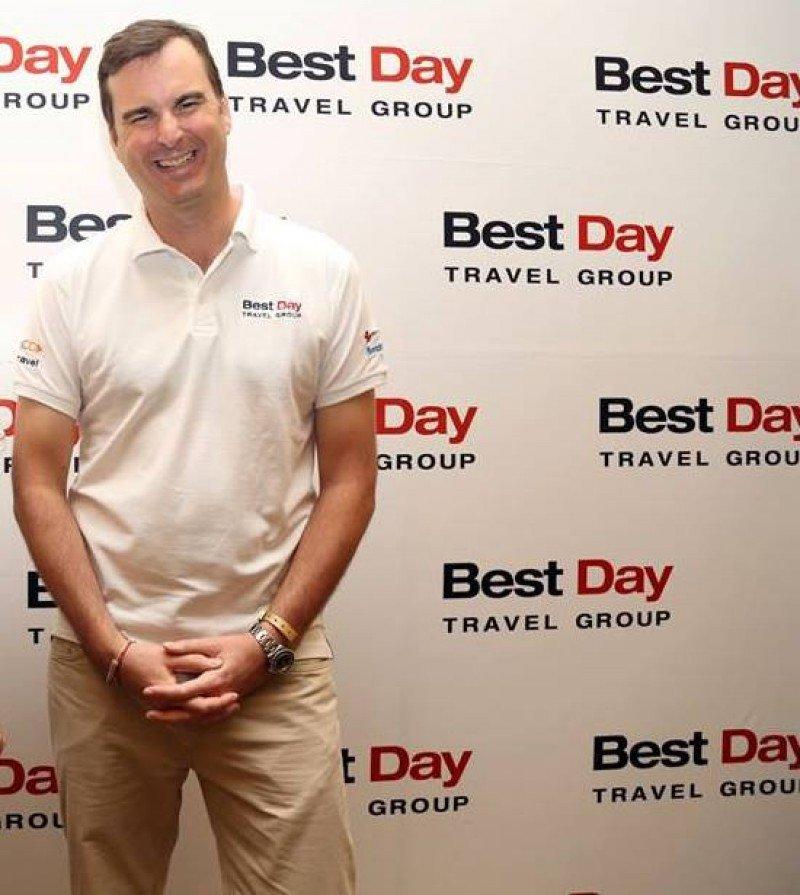 Christian Kremers, director general del Grupo BestDay.