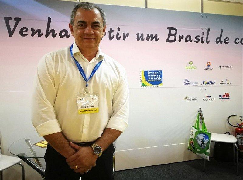 José Vitorino Neto, presidente de ANBRT.