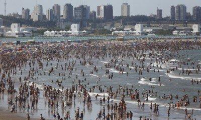 Turistas dejan en Mar del Plata US$ 990 millones hasta marzo (Foto: Turismo Mar del Plata)