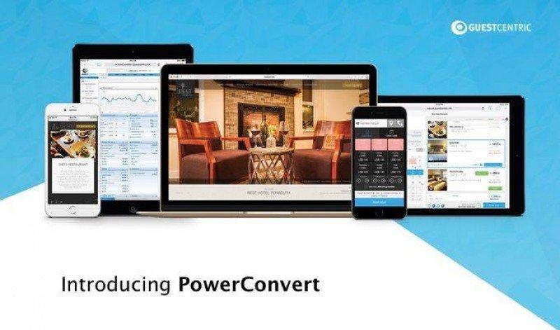 Nuevo producto de GuestCentric para potenciar conversión hotelera
