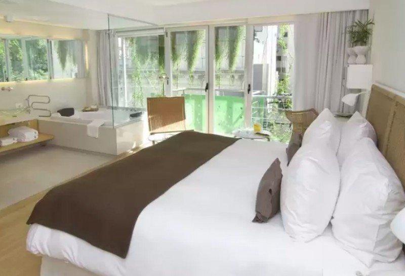 CasaCalma es uno de los hoteles elegidos de la ciudad de Buenos Aires.