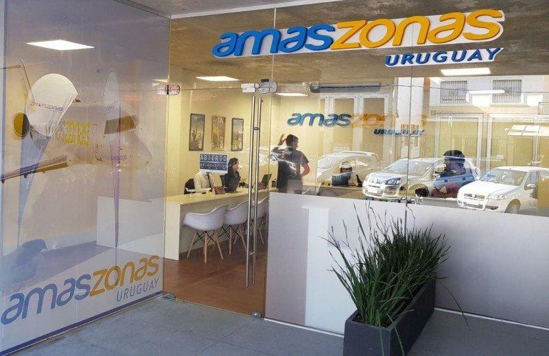 Amaszonas Uruguay aspira a crecer en ventas directas con nuevo local en Montevideo