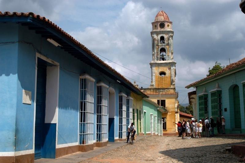 La ciudad de Trinidad es desde 1988 es Patrimonio Mundial de la Humanidad.