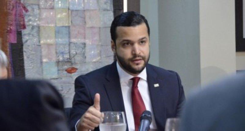 Director ejecutivo de Competitividad de República Dominicana, Rafael Paz.