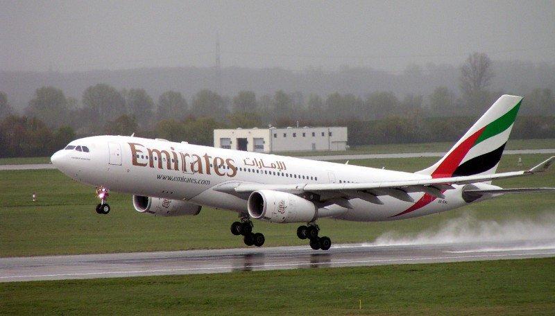 Emirates espera autorización mexicana para operar la ruta.