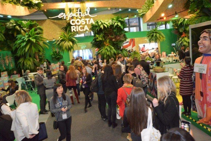 Expotur ofrece atractivos de Costa Rica a compradores internacionales