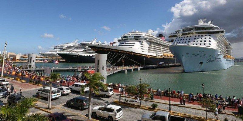 Puerto Rico espera que los cruceros dejen US$ 250 millones en temporada
