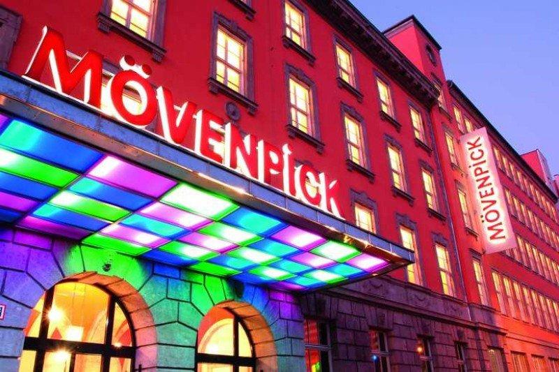 Hotel Mövenpick  en Berlín. Foto: FDF World.