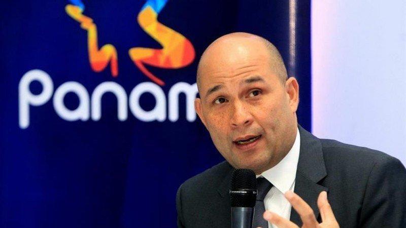 Gustavo Him, titular de la Autoridad de Turismo de Panamá.