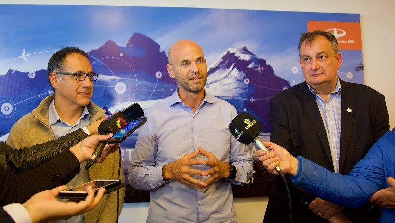 En tres años Bariloche sumó 100.000 pasajeros de avión