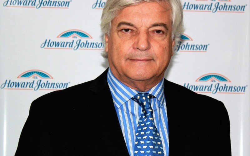 Alberto Albamonte, presidente de Howard Johnson Argentina.