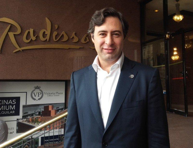 Martín Eurnekian. CEO de Corporación América y Vicepresidente del Consejo Internacional de Aeropuertos. Fotos: J. Lyonnet