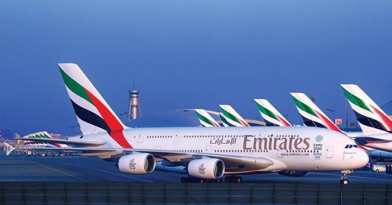 Emirates aparcará hasta el 18% de su flota si no encuentra pilotos