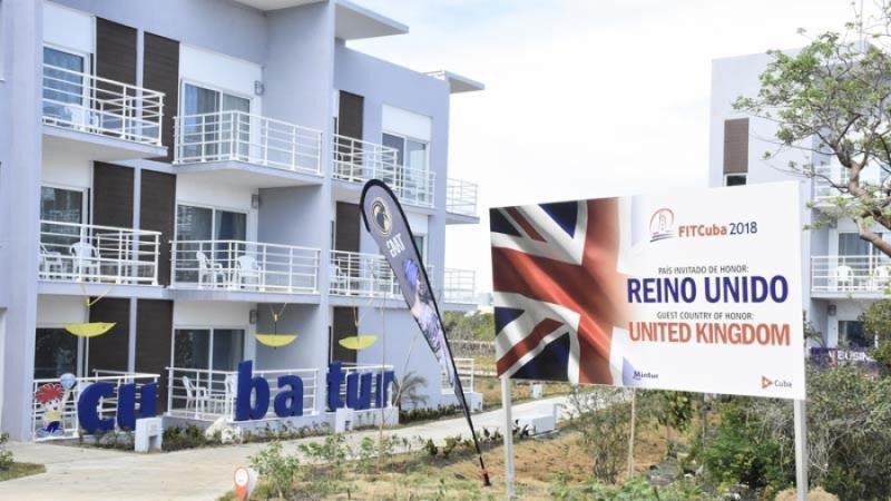 Reino Unido es invitado de honor en FitCuba 2018. Foto: Cubasi.com.