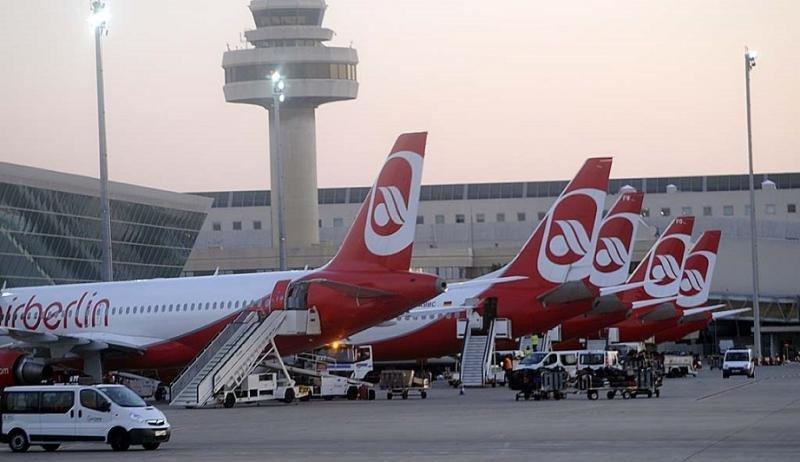 Anulan el despido de los trabajadores de airberlin en España