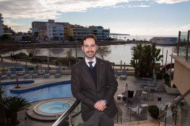 Javier Águila, CEO de Alua Hotels