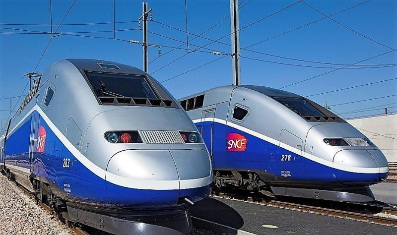Cancelan la mitad de los trenes entre España y Francia