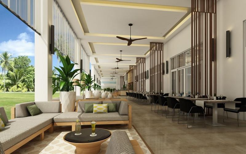 Redering del Paradisus Los Cayos, que abrirá esta temporada administrado por Meliá Hotels International.