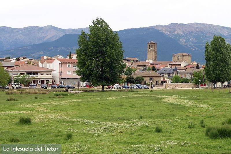 La Iglesuela del Tiétar es un pueblo de Toledo. Fotografía: Dani Herradón / Wikimedia Commons
