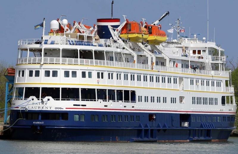 El Victory I tiene escala en varios puertos cubanos. Foto: OnCuba.com.