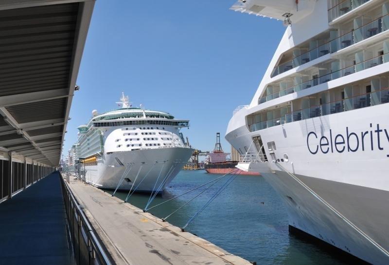Los cruceros demuestran su capacidad desestacionalizadora en Barcelona