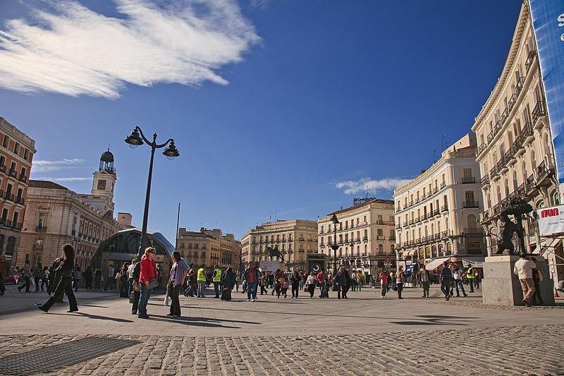 El viajero español es cada vez más activo pero no pierde sus costumbres. Foto: Tomás Fano.