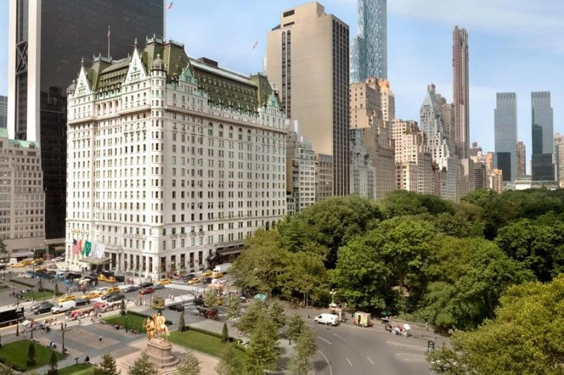 El Plaza de Nueva York, a punto de ser vendido por 503 M €